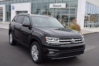 New 2019 Volkswagen Atlas SE SUV in Macon, GA