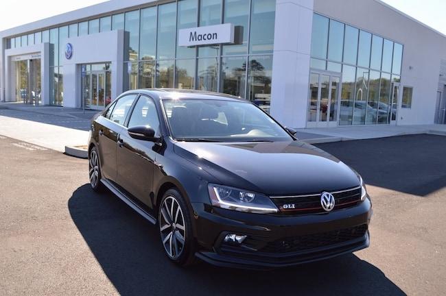 New 2018 Volkswagen Jetta GLI Sedan in Macon, GA