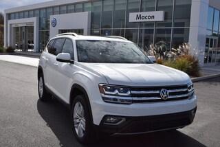 New 2019 Volkswagen Atlas SEL SUV in Macon, GA