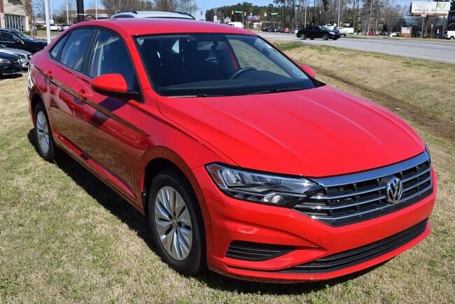 New 2019 Volkswagen Jetta 1.4T S Sedan in Macon, GA