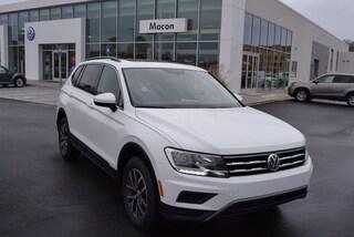 New 2019 Volkswagen Tiguan 2.0T SE SUV in Macon, GA