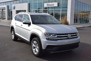 New 2019 Volkswagen Atlas S SUV in Macon, GA