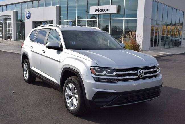 New 2019 Volkswagen Atlas S SUV in Macon, GA