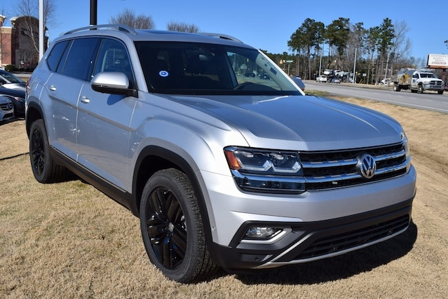 New 2019 Volkswagen Atlas SEL Premium SUV in Macon, GA