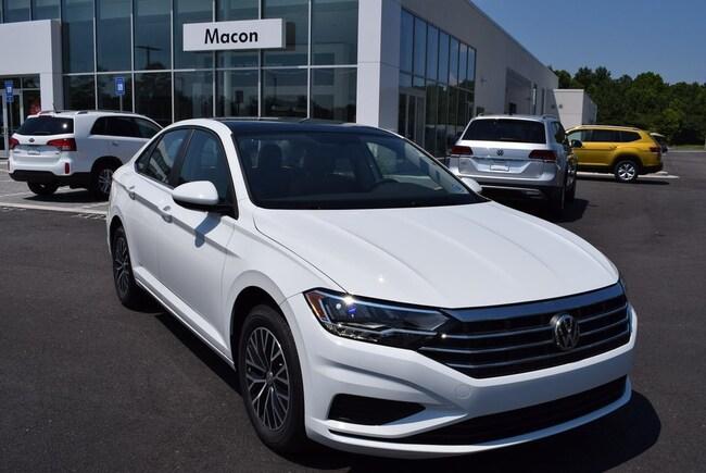 New 2019 Volkswagen Jetta 1.4T SE Sedan in Macon, GA