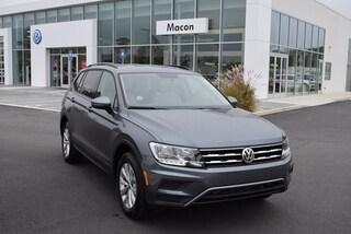 New 2019 Volkswagen Tiguan S SUV in Macon, GA