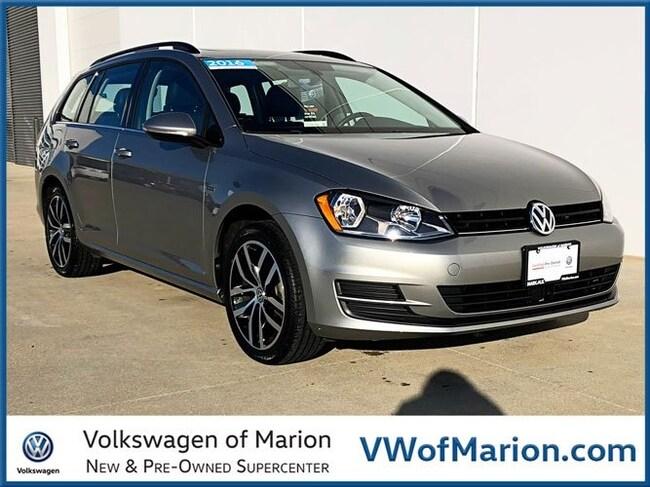 2016 Volkswagen Golf Sportwagen Limited Wagon
