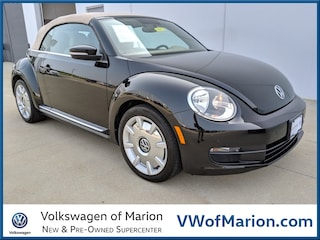 2015 Volkswagen Beetle w/Sound & Navigation Pzev Convertible