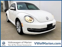 2014 Volkswagen Beetle 2.0 TDI Hatchback