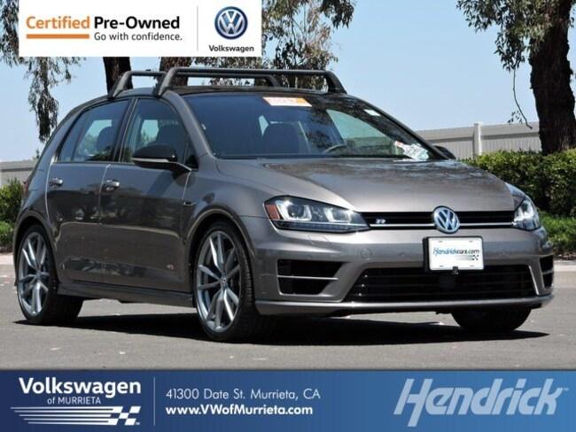 2017 Volkswagen Golf R 4-Door Manual w/DCC/Nav Manual w/DCC/Nav