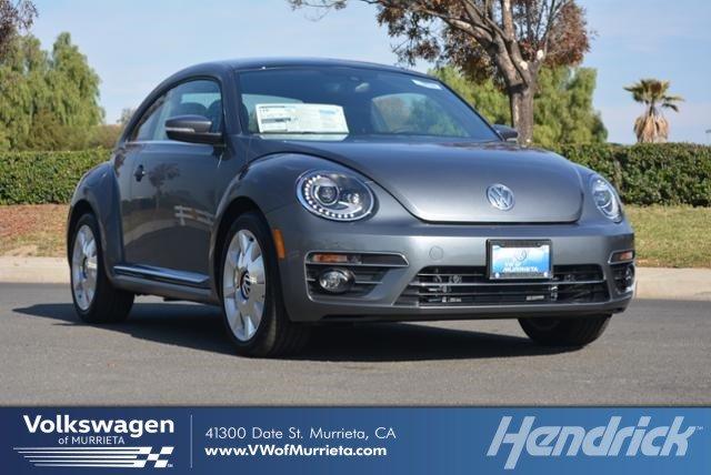2019 Volkswagen Beetle SE Auto