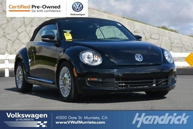 2016 Volkswagen Beetle Convertible 1.8T SE Auto 1.8T SE PZEV