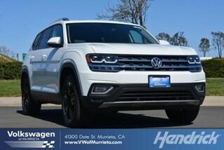 2019 Volkswagen Atlas 3.6L V6 SEL 3.6L V6 SEL 4MOTION