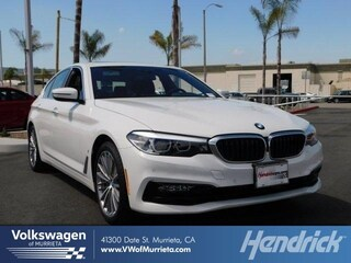 2018 BMW 5 Series 530e iPerformance 530e iPerformance Plug-In Hybrid