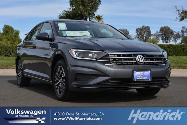 2019 Volkswagen Jetta SEL SEL Auto w/SULEV