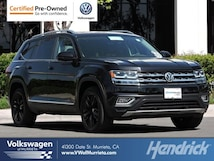 2018 Volkswagen Atlas 3.6L V6 SEL 3.6L V6 SEL 4MOTION