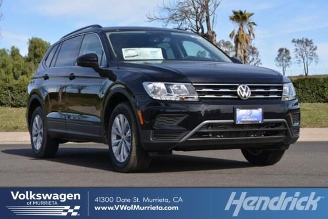 2019 Volkswagen Tiguan SE 2.0T SE FWD