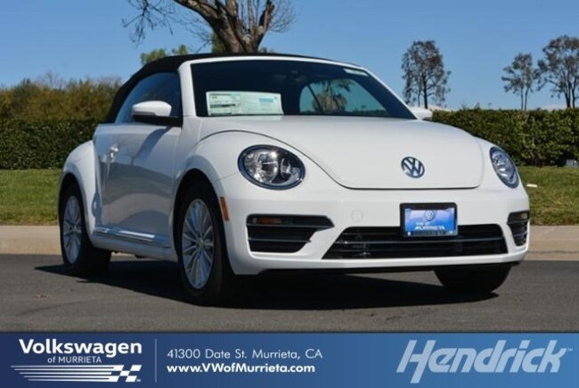 2019 Volkswagen Beetle Convertible Final Edition SE Final Edition SE Auto
