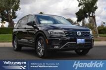 2018 Volkswagen Tiguan SEL Premium 2.0T SEL Premium 4MOTION