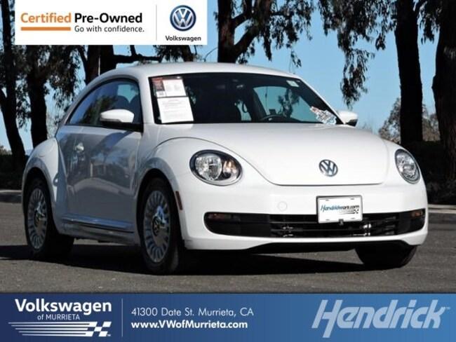 2016 Volkswagen Beetle Coupe 1.8T SE Auto 1.8T SE PZEV