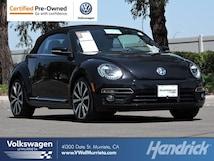 2016 Volkswagen Beetle Convertible 2.0T R-Line SEL DSG 2.0T R-Line SEL PZEV