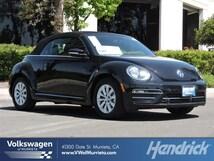 2019 Volkswagen Beetle S S Auto