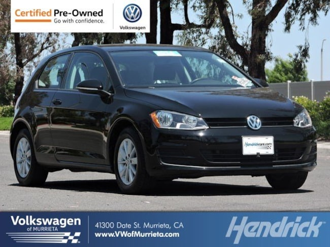 2016 Volkswagen Golf TSI S HB Man TSI S