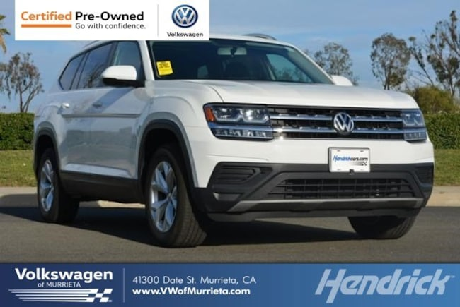 2018 Volkswagen Atlas 3.6L V6 Launch Edition 3.6L V6 Launch Edition FWD *Ltd Avail*
