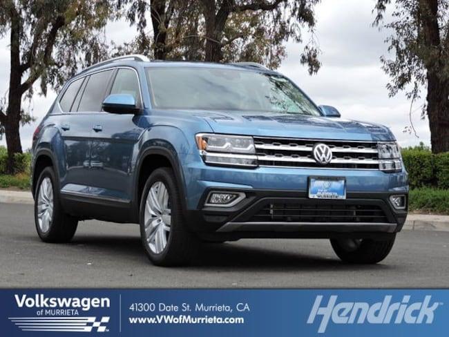 2019 Volkswagen Atlas 3.6L V6 SEL Premium 3.6L V6 SEL Premium 4MOTION