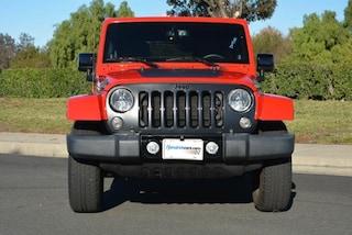 2014 Jeep Wrangler Unlimited Altitude 4WD  Altitude
