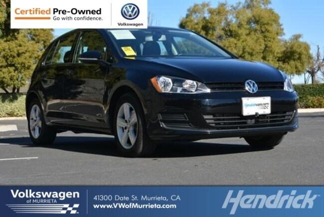 2017 Volkswagen Golf Wolfsburg Edition 1.8T  Wolfsburg Edition Auto