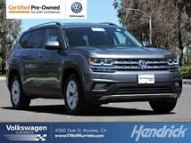 2018 Volkswagen Atlas 3.6L V6 SE 3.6L V6 SE FWD