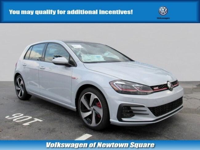 2019 Volkswagen Golf GTI 2.0T Autobahn Hatchback