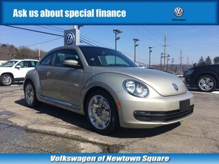 2016 Volkswagen Beetle 1.8T SEL Automatic Hatchback