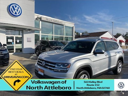 2018 Volkswagen Atlas 3.6L V6 Launch Edition 4MOTION SUV