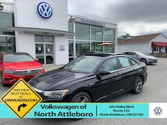 New 2020 Volkswagen Jetta 1.4T R-Line w/ULEV Sedan for Sale in North Attleboro, MA, at Volkswagen of North Attleboro
