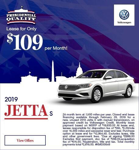 19 Jetta