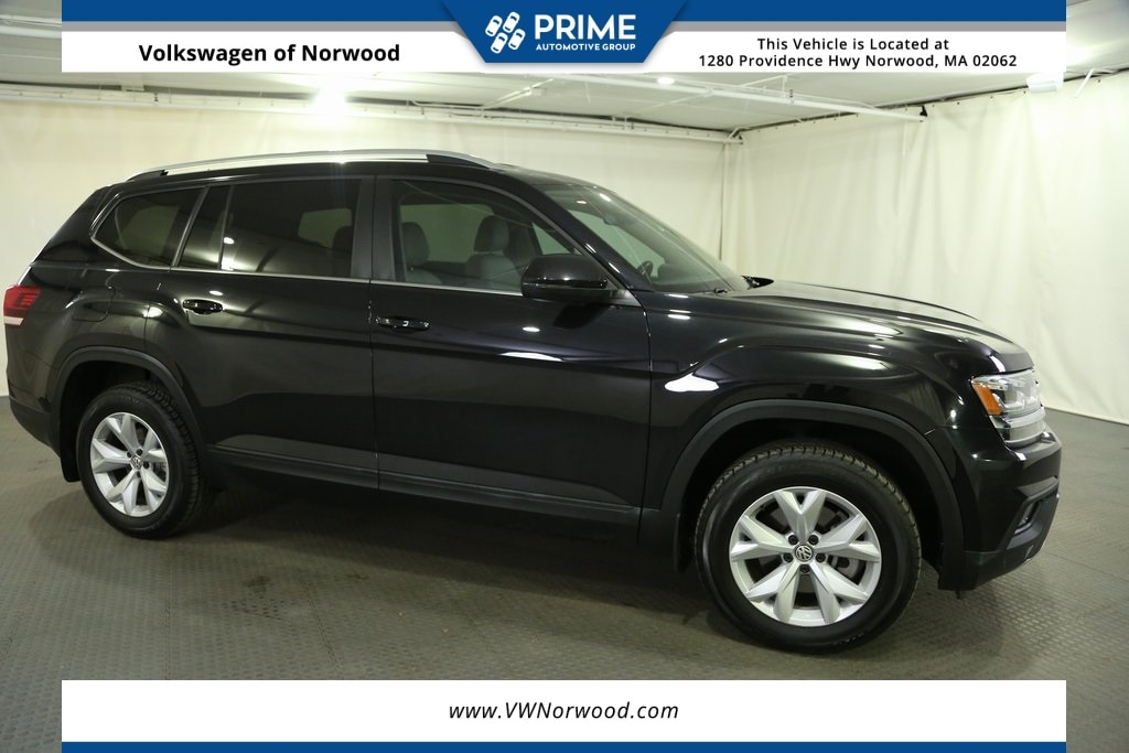 Used Volkswagen Atlas Norwood Ma