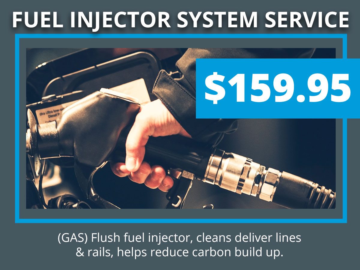 VW Gas Fuel Injector Coupon