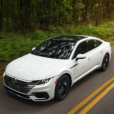 Volkswagen Arteon Interior and Exterior Vehicle Features