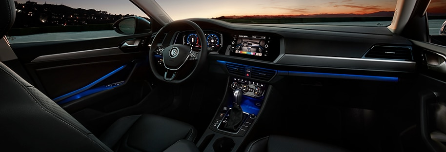 Volkswagen Jetta Interior and Exterior Vehicle Features