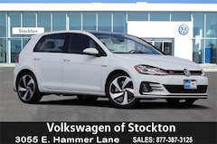 New 2019 Volkswagen Golf GTI 2.0T SE Hatchback For Sale in Stockton