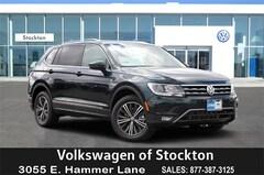 New 2019 Volkswagen Tiguan 2.0T SEL SUV For Sale in Stockton