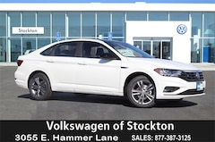 New 2019 Volkswagen Jetta 1.4T R-Line Sedan For Sale in Stockton
