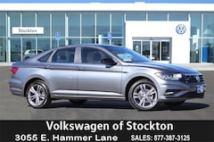 New 2019 Volkswagen Jetta 1.4T R-Line Sedan For Sale in Stockton