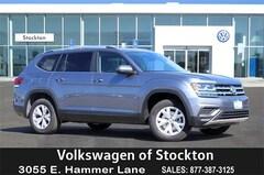 New 2019 Volkswagen Atlas 3.6L V6 S 4MOTION SUV For Sale in Stockton