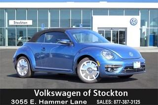 New Volkswagen  2019 Volkswagen Beetle 2.0T SE Convertible for sale in Stockton, CA