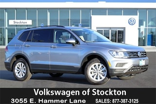 New Volkswagen 2020 Volkswagen Tiguan 2.0T S SUV for sale in Stockton, CA