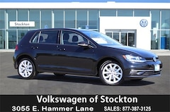 New 2019 Volkswagen Golf 1.4T SE Hatchback For Sale in Stockton