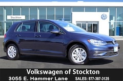 New 2019 Volkswagen Golf 1.4T S Hatchback For Sale in Stockton